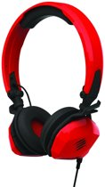 Madcatz Mobile F.R.E.Q. Gaming Headset Hoogglans Zwart Rood PC