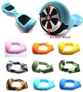 Beschermhoes Silicone Case Cover 6,5 Inch Hoverboard Oxboard Rood