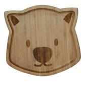 Bamboe Serveerschaal 'Kat'