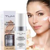 TLM Color changing foundation - kleurveranderende liquid foundation past zich aan je huid - flawless -