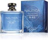 Nautica Voyage 100 ml - Eau de Toilette - Herenparfum