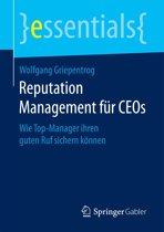 Reputation Management für CEOs