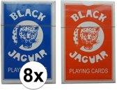 8x Speelkaarten
