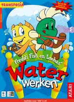 Freddi Fish - Waterwerken - Windows