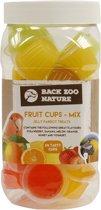 Zoofaria fruitkuipje - mix - papegaai
