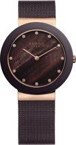 BERING 11435-262 - Horloge - Staal - Rosékleurig - Ø 35 mm