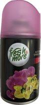6x Fresh & More  Luchtverfrisser Vanilla & Orchidee 250ml