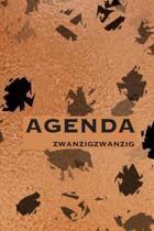 Agenda Zwanzigzwanzig: Jahreskalender 2020