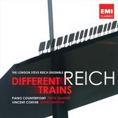 Reich: Different Trains, Piano