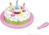 Verjaardags Slagroomtaart