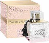 Lalique Eau De Parfum L'Amour 50 ml - Voor Vrouwen