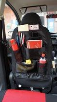 Auto stoel organiser / car organiser - opbergvakken voor u of uw kind voor achter stoel - uw auto was nog nooit zo opgeruimd!