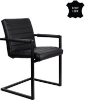 Feel Furniture - Conference stoel - Zwart