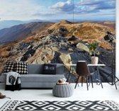 Fotobehang Mountain View | VEXXL - 312cm x 219cm | 130gr/m2 Vlies