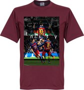 Barcelona The Holy Trinity T-Shirt - M