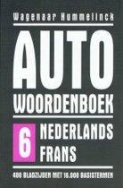 Autowoordenboeken 6: Autowoordenboek Nederlands-Frans