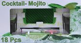 Cocktail Mojito set (18 delig)
