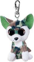 Lumo Stars Wolf Woody met clip Mini 8.5cm