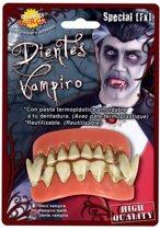 Vampier Tanden Deluxe - thermoplastisch