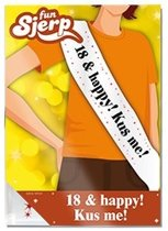 18 & Happy! Kus me! - Fun sjerp