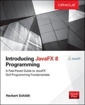 Introducing JavaFX 8 Programming