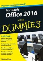 Voor Dummies - Microsoft Office 2016 voor Dummies