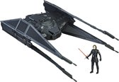 Star Wars Force Link Kylo Ren's TIE Silencer & Kylo Ren - Speelfiguren