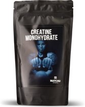 Matchu Sports - Creatine Monohydraat - 450 gram