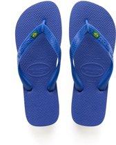 Havaianas Brasil Slippers Unisex - Marine Blue