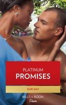 Platinum Promises (Mills & Boon Kimani) (The Drakes of California - Book 3)
