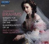 Anna And The Brahms Sonata
