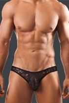 Joe Snyder Bikini 01 Lace - Zwart -  XL / 1-pack
