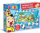 Clementoni Interactieve Quiz Puzzel - Bumba