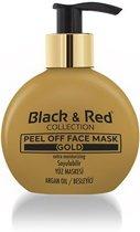 Gold Mask Gezichtsmasker van Black & Red