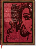 Paperblanks Amy Winehouse Tears Dry Ultra Unlined Journal