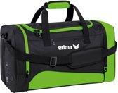 Erima Club 1900 2.0 Sporttas - groen/zwart - 44 x 26 x 26 cm - S
