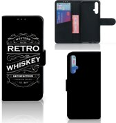 Honor 20 Book Cover Whiskey