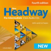 New Headway: Pre-Intermediate: Class CDs/3 CDs
