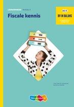 BV in balans - Fiscale kennis Niveau 4 Leerwerkboek