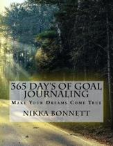 365 Day's Of Goal Journaling