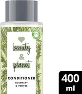 Love Beauty and Planet Conditioner Delightful Detox - 400 ml - Rosemary & Vetiver