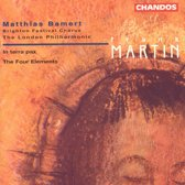 Martin: In Terra Pax, The Four Elements / Bamert, London Philharmonic