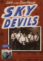 The Sky Devils - Live At The Sunhouse / Indo Rock Vo (dvd)