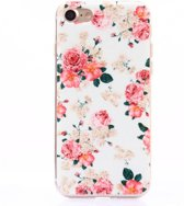 tpu imd softcase iphone 7 8 rozen