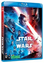 DVD cover van Star Wars IX - The Rise of Skywalker (Blu-ray)