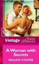 A Woman With Secrets (Mills & Boon Vintage Superromance)