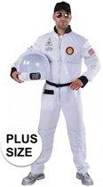 Astronaut kostuum voor heren 64-66 (2xl)