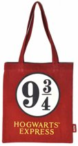 HARRY POTTER - Shoppers Bag 'Include Inside Pocket' - Platform 9 3/4