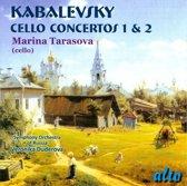 Kabalevsky Cello Concertos 1+2