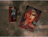 Karpet 830-75 Rood 80 x 150 cm